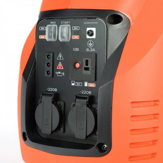 Бензиновый инверторный генератор Patriot 2700I