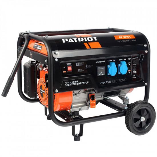 Бензиновый генератор Patriot GP-3810L