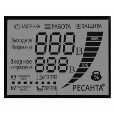 Ресанта АСН-15000/3-ЭМ