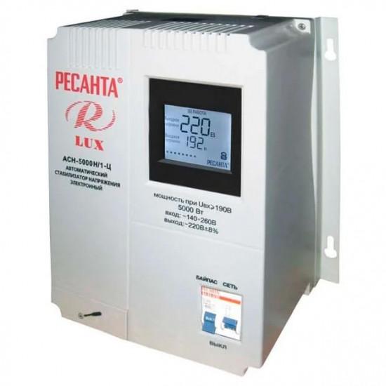 Ресанта LUX АСН-5000Н/1-Ц